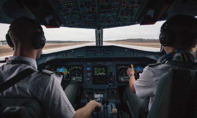 La incidencia del COVID-19 entre los pilotos dobla la media de la población