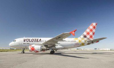 Los pilotos de VOLOTEA saldrán del ERTE este verano