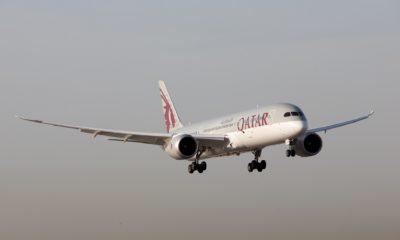 Qatar Airways, premiada como Aerolínea del año 2021