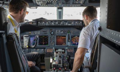 Los pilotos deberán esperar 48 horas para volver a volar tras vacunarse frente a la COVID-19
