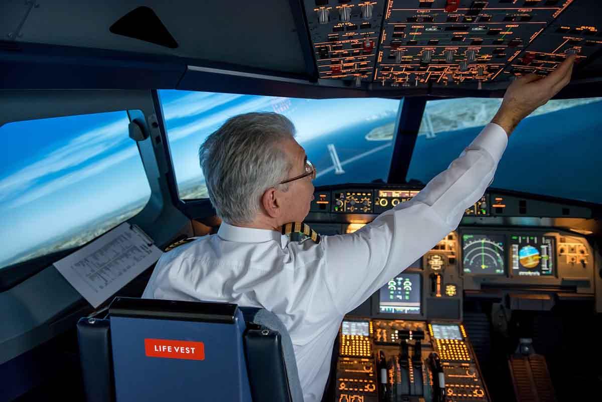 El 85% de los pilotos sigue en ERTE en España