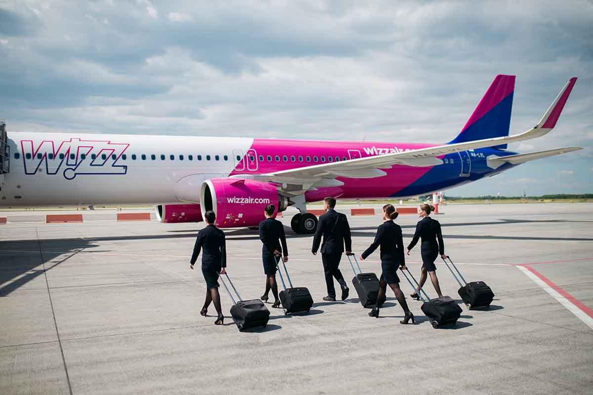 Wizz Air anuncia la contratación de 4.600 pilotos en la próxima década