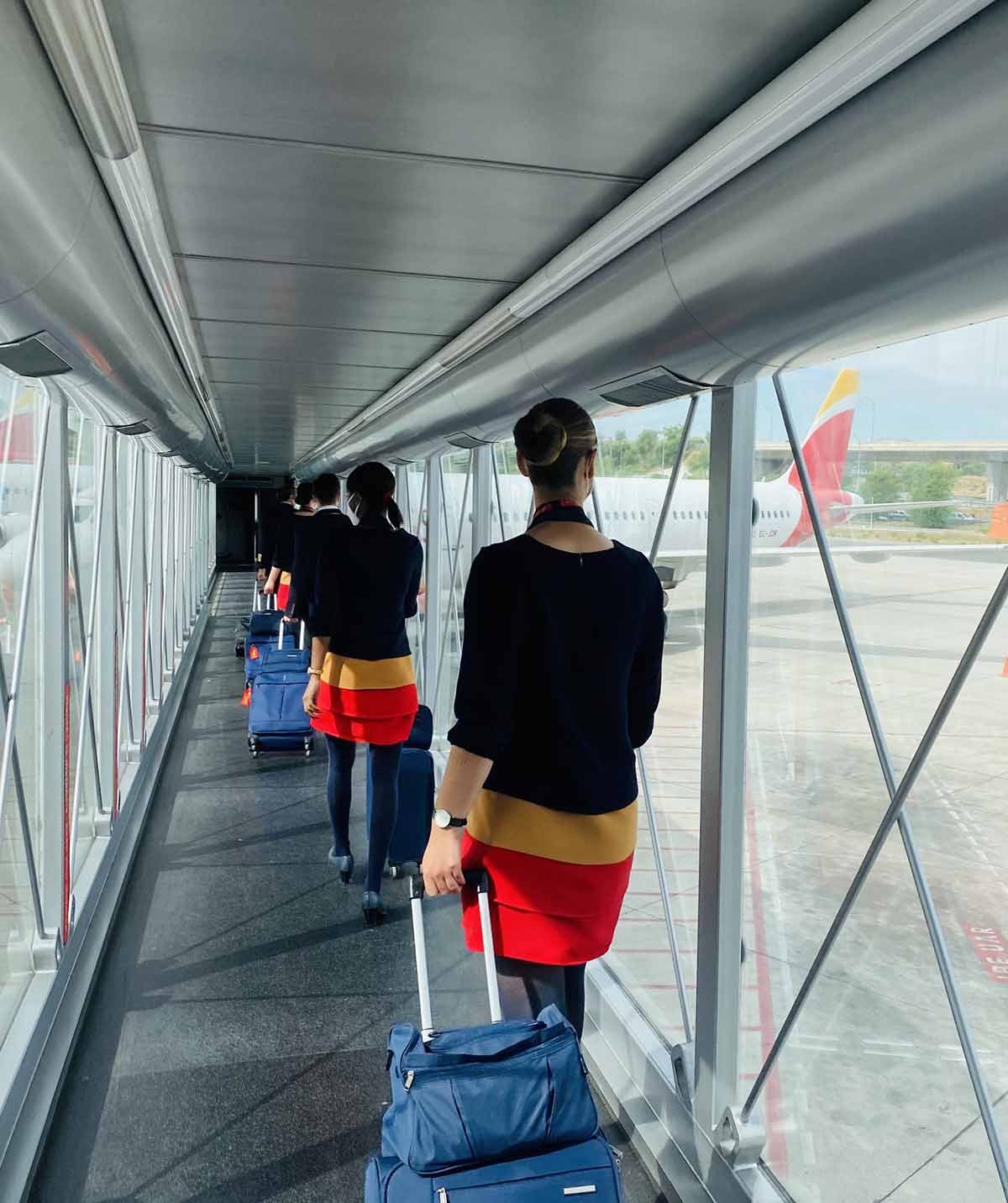 Iberia Express busca TCP el próximo 5 de octubre en Madrid