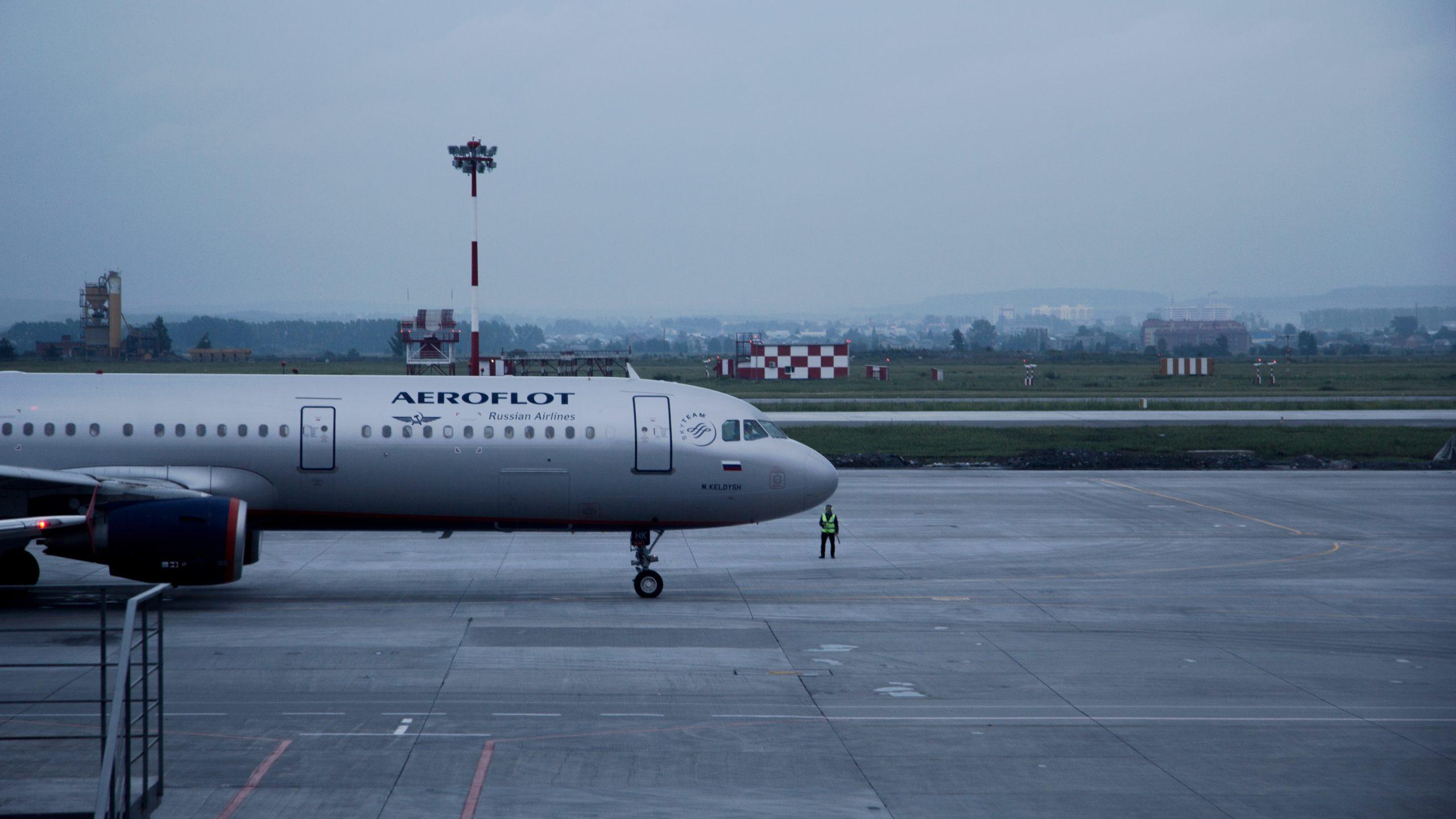 Aeroflot suspende a seis pilotos que no han querido vacunarse