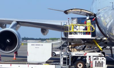 Los vuelos de carga europeos mejoran en julio los niveles prepandemia