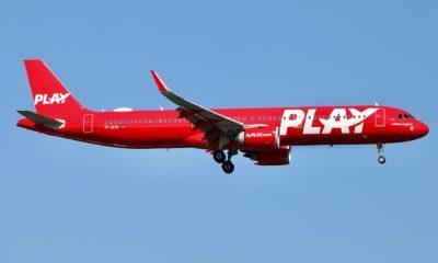 La aerolínea islandesa PLAY contratará en 2022 a un centenar de TCP